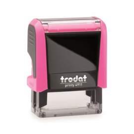 Bélyegző 4911 Neon pink