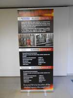 Roll-Up - STANDARD 100x200 cm
