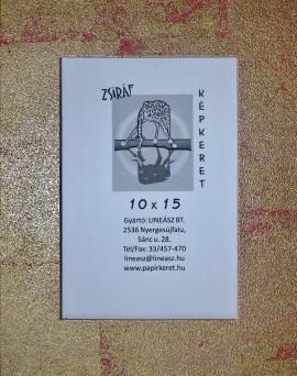 PAPÍRKÉPKERET 10X15  115307-44