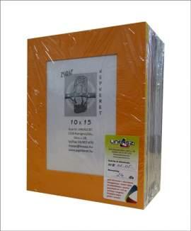 10X15 plexis egyszínű papírkeret