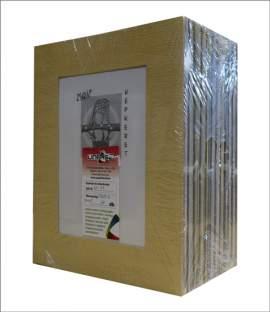 10X15 plexis tapétahatású papírkeret